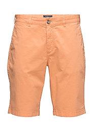 Regular Chino Shorts - ORANGE