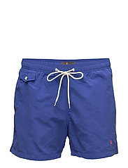 Morris solid bathing trunks - BLUE