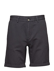 Jerome Linen Shorts - BLUE
