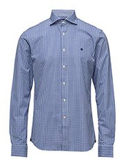Check Shirt - Blue