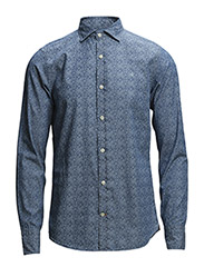 N Barrel shirt - Light blue