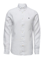 Douglas Shirt - White