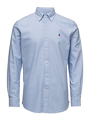 Oxford Button Down - LIGHT BLUE