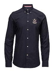 Douglas Embo Shirt - NAVY