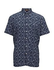 Iggy Short Sleeve Shirt - BLUE
