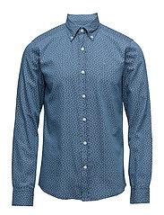 Douglas Indigo Shirt - BLUE