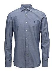 New Barrel Shirt - BLUE