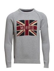 Union Jack Knit - Grey