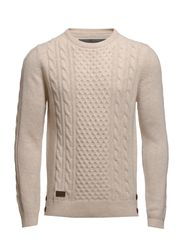 Leo Oneck Knit - Off White