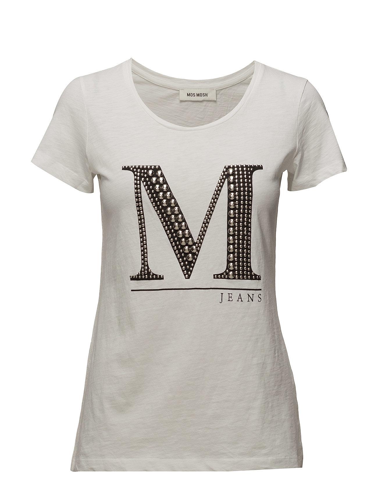 T-Shirt - WEISS Mos Mosh FmFODxc