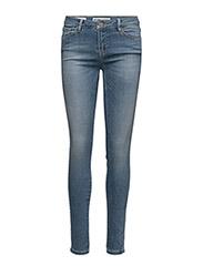 Athena Super Skinny Jeans - BLEACHED BLUE
