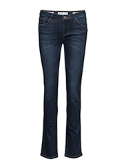 Athena Regular Jeans - BLUE
