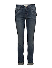 Marley Naomi Stitch - DARK BLUE DENIM