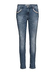 Bradford Glam Jeans - BLUE DENIM