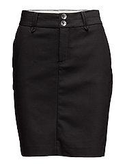 Blake Night Skirt - BLACK