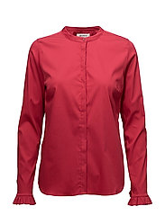Mattie Shirt - CHERRY