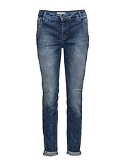 Etta Glam Blue - LIGHT BLUE DENIM