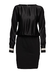Jackie Sport Dress - BLACK