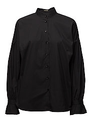 Maude Shirt - BLACK
