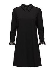 Madden Lace Dress - BLACK