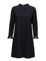 Madden Lace Dress - NIGHT NAVY