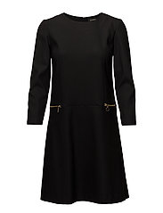 Kara Emmie Dress - BLACK