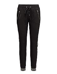 Levon Sport Pant Black - BLACK