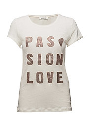 Crave Glam Tee - OFFWHITE