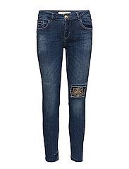 Rome Jeans - BLUE DENIM