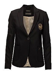 Club Tropez Blazer - BLACK