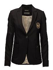 Club Tropez Blazer - BLACK