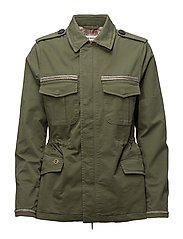 Brooks Jacket - FRESH ARMY