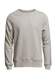 Chip Sweat - Grey Melange