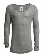 Haboae LS - Mid Grey