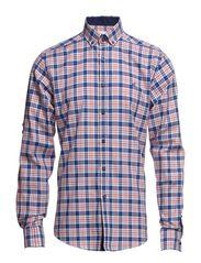 Donnie Shirt - Blue Check