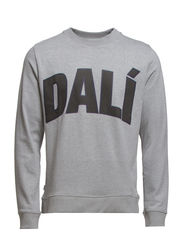 Dali Sweat - Grey Melange