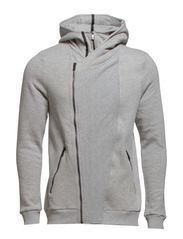 Storling Ziphood - Grey Melange