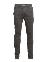 Lova Sweatpants - Dk grey melange