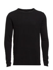 Luke Knit - Black