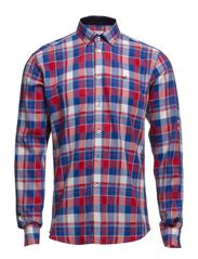 Donnie Shirt - Red Check