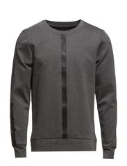 Nicoladrian Sweat - Grey Melange