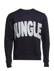 Jungle Sweat - Blue Navy