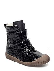 Junior TEX boot - BLACK CROCO
