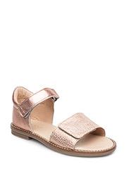 Girls double velcro sandal - COBBER 934