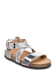 Cork ancel sandal - SAND SNAKE 916