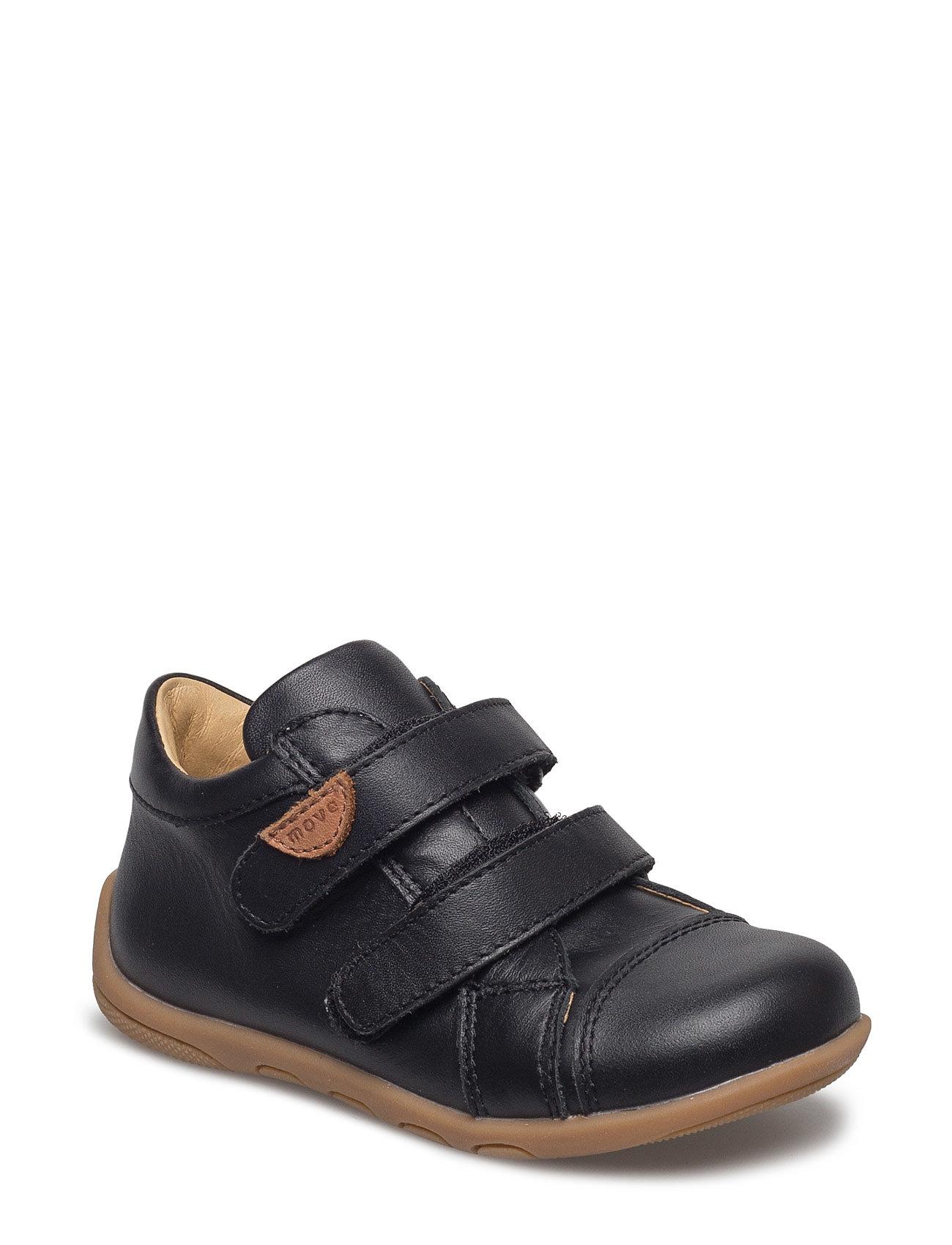 Infant Unisex Velcro Shoe Move by Melton Sko & Sneakers til Børn i