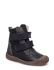 Infant - TEX boot with velcro - 190/BLACK