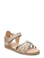 Girls strap sandal - 429/DUST