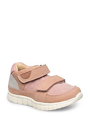 Infant - Unisex sneaker with velcro - 507 ALT ROSA