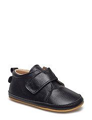 Prewalker - Velcro with toecap - 190/BLACK